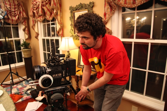 Keith directing