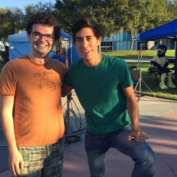 Through my internship with producer Justin Bell, I worked on a project with legendary Vine magician, Zach King.