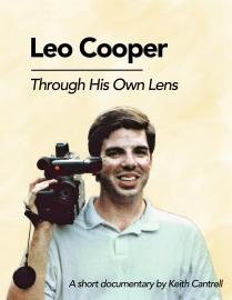 Leo documentary poster new background
