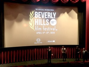 Introducing Paddleball Hole at Beverly Hills Film Festival 2018.