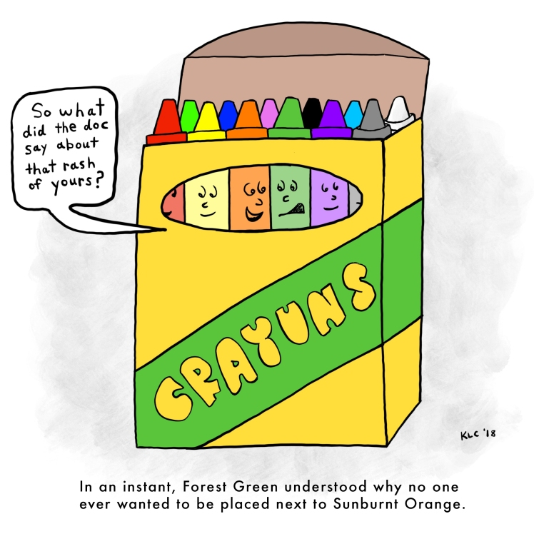 Crayon 1