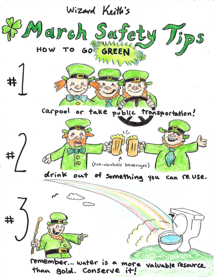 3 March 2018 Safety Tips