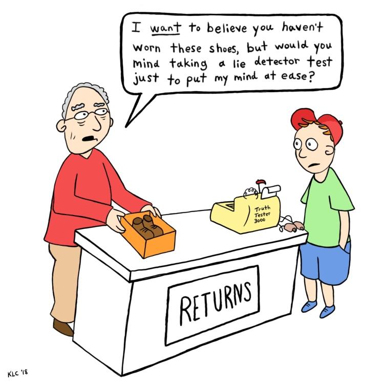 Returns 1
